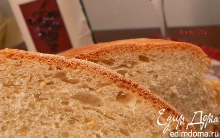Рецепт Итальянский хлеб с оливками