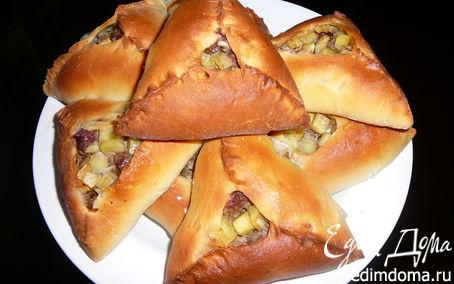 Рецепт Эчпочмак-настоящий татарский треугольник