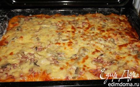 Рецепт Пицца простая