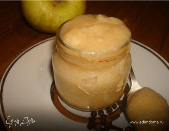 Яблочная горчица