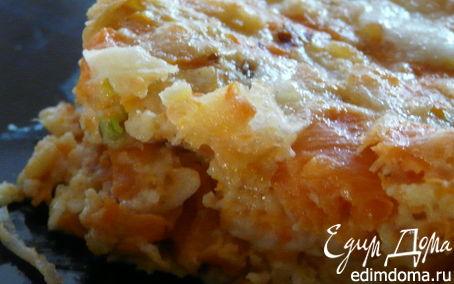 Рецепт Запеканка из морковки