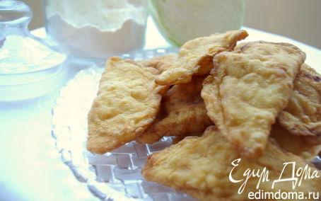 Рецепт Жареные пирожки с капустой