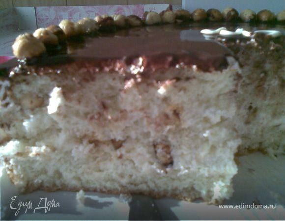 """Торт """"Белочка"""""""