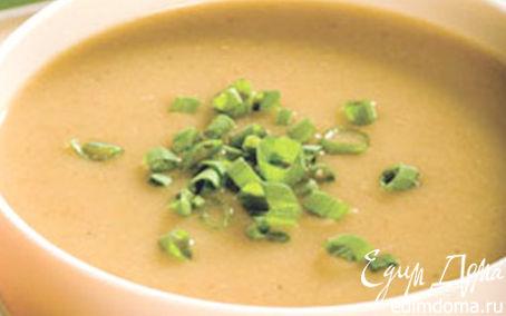 Рецепт Овощной суп-пюре с сельдереем и кориандром