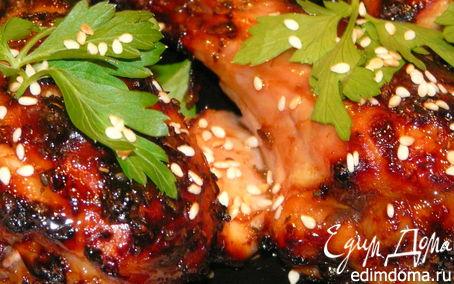 Рецепт Куриные ножки в бальзамическом соусе