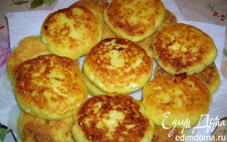 Рецепт Солнечные сырники