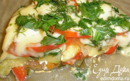 Рецепт Овощное безумие