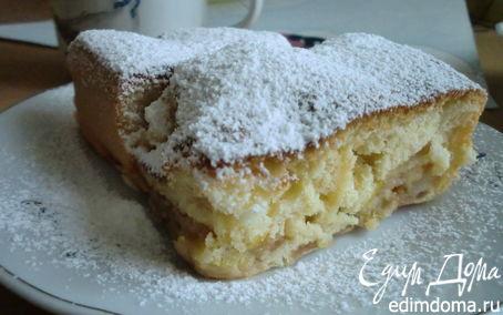 Рецепт Шарлотка классическая (с яблоками)