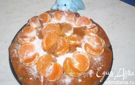 Рецепт Постный пирог на чае