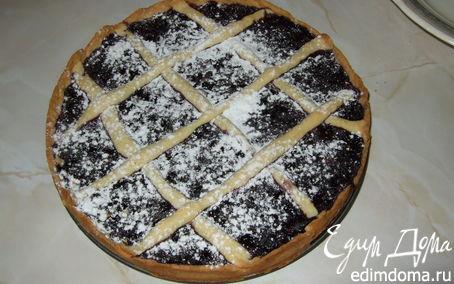 Рецепт Пирог из черники