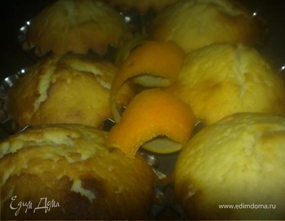 Лимонные маффины от Аннетки
