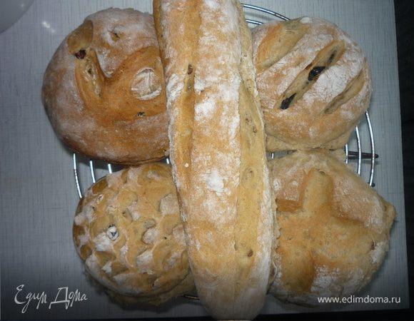 "Хлеб ""Трижды три"""