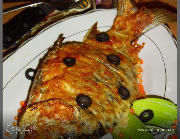 Рыбка с сюрпризом