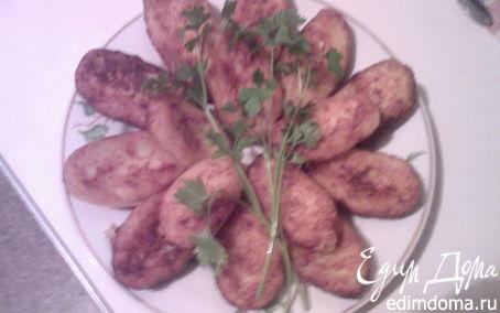 Рецепт Пирожки из картошки с начинкой