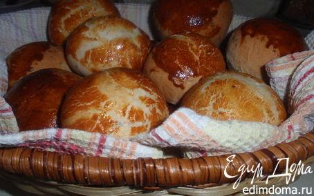 Рецепт Домашний хлебушек