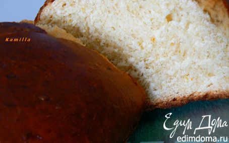Рецепт Сладкий Португальский хлеб