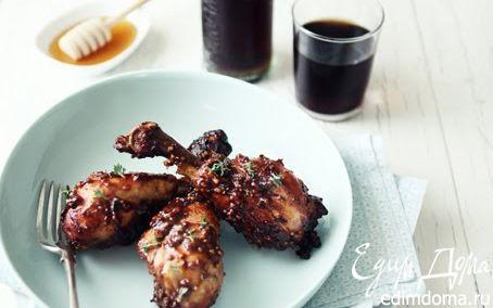Рецепт Куриные окорочка барбекю