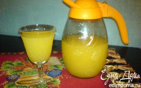 Рецепт Домашний апельсиновый сок