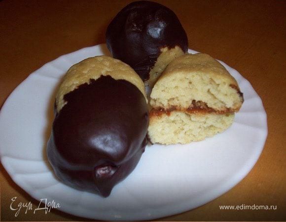 Печенье антикризисное праздничное