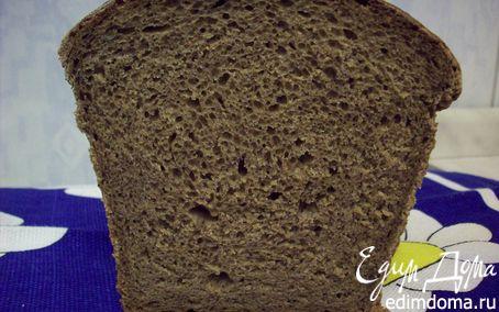 Рецепт Ржано-пшеничный хлеб на спонтанной закваске