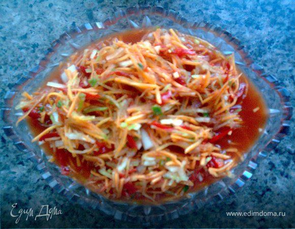 Салат к Восточному плову