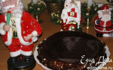 Рецепт Шоколадно-ореховый чизкейк от neroli44