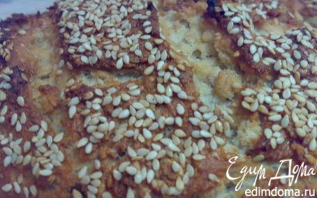 Рецепт Хлеб домашний на кефире со злаками