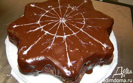 """Рецепт Шоколадный торт """"Захер"""" (по-моему)"""