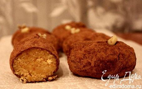 Рецепт Пирожное «Картошка»