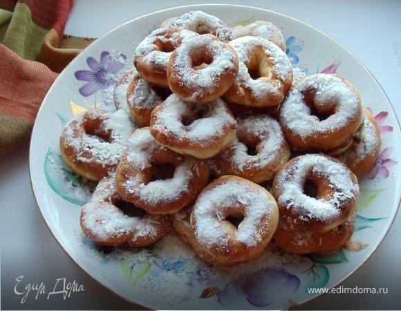Пончики для любимого