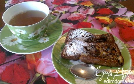 Рецепт Кекс с черносливом и орехами