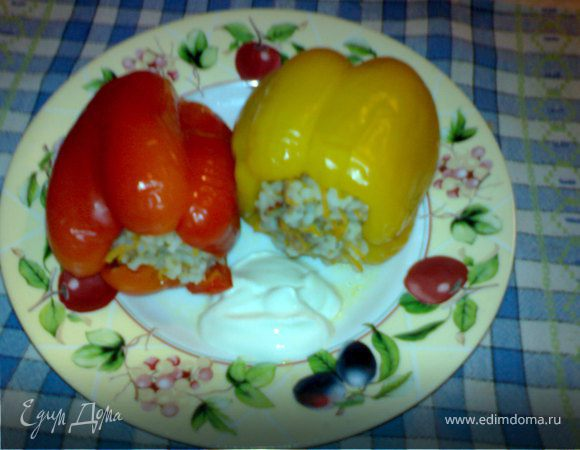Фаршированный сладкий перец от katja-katerina