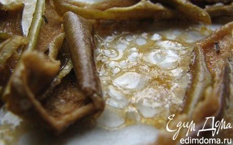 Рецепт Карамелизированные яблочные чипсы