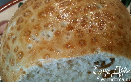 Рецепт Пшеничный хлеб с изюмом и мюсли