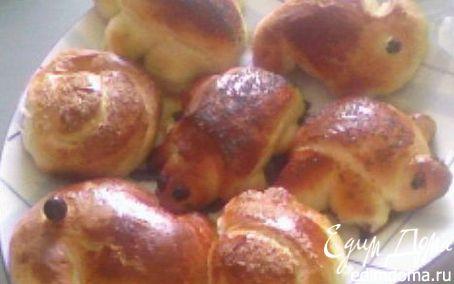 Рецепт Зверушки в хлебопечке