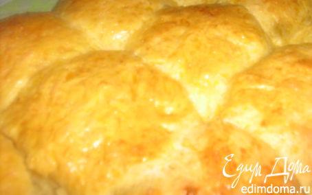 Рецепт Тыквенные булочки
