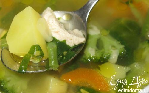 Рецепт Весенний мегаполезный суп