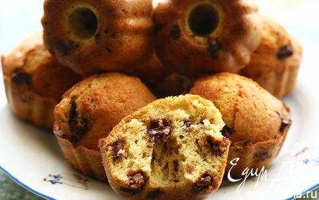 Рецепт Маффины с шоколадом