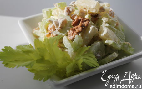 Рецепт Еврейский салат