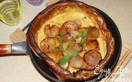 Рецепт Голландские блины-суфле (почему бы и не к маслeнице:)