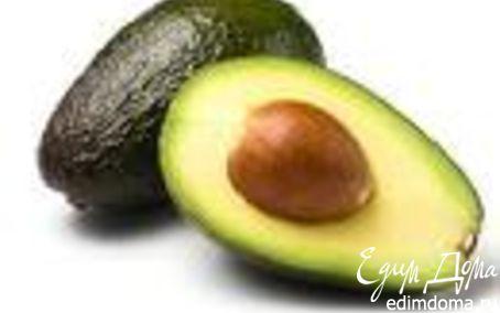 Рецепт Ассорти из авокадо (Салатик из авокадо, креветок и бекона, холодный суп)