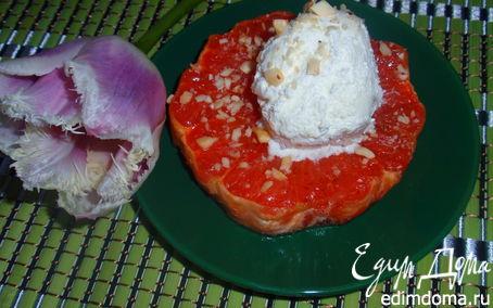 Рецепт Легкий грейпфрутовый десерт
