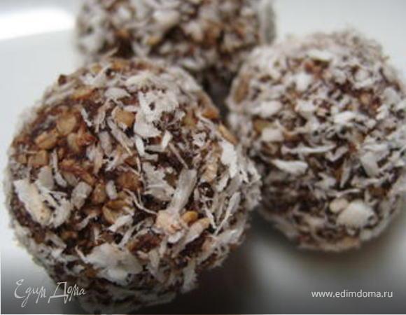 Шарики «Шоколадное блаженство»