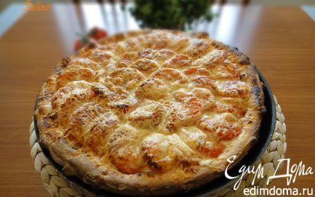 Рецепт Томатный пирог