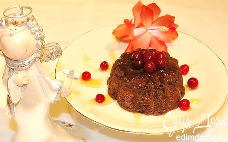 Рецепт Ангельское пирожное-пудинг;))