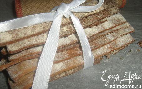 Рецепт Хлебцы ржаные, постные