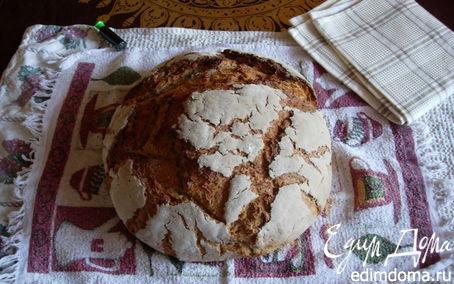 Рецепт Деревенский хлеб