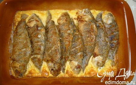 Рецепт Карасики в сметане...