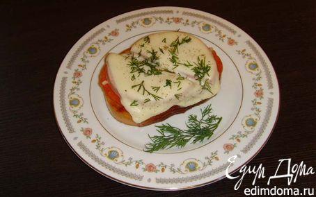 Рецепт Горячий бутерброд