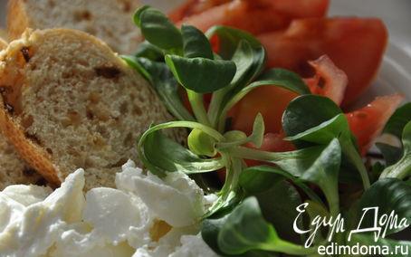 Рецепт Легкий средиземноморский салат